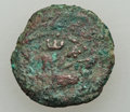 Ancients:Judaea, Ancients: Lot of 11 AE coins of Judaea (1st century BC-1st centuryAD).... (Total: 11 coins)