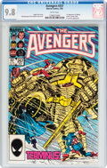 Modern Age (1980-Present):Superhero, The Avengers #257 (Marvel, 1985) CGC NM/MT 9.8 White pages....