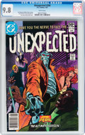 Bronze Age (1970-1979):Horror, Unexpected #206 (DC, 1981) CGC NM/MT 9.8 White pages....