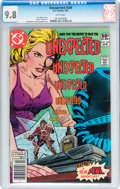 Modern Age (1980-Present):Horror, Unexpected #209 (DC, 1981) CGC NM/MT 9.8 White pages....