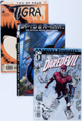 Modern Age (1980-Present):Miscellaneous, Marvel and Others Modern Age Comics Box Lot (Various Publishers, 2001-02) Condition: Average NM-....