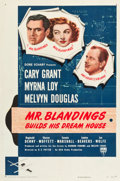 """Movie Posters:Comedy, Mr. Blandings Builds His Dream House (RKO, 1948). One Sheet (27"""" X41"""").. ..."""