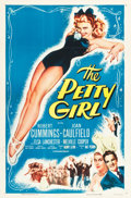 "Movie Posters:Comedy, The Petty Girl (Columbia, R-1955). One Sheet (27"" X 41"").. ..."