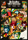 """Movie Posters:Animation, Yellow Submarine (United Artists, 1968). German A1 (23.5"""" X 33"""")....."""