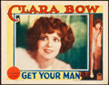 """Movie Posters:Romance, Get Your Man (Paramount, 1927). Lobby Card (11"""" X 14"""").. ..."""