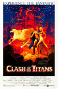 "Movie Posters:Fantasy, Clash of the Titans (MGM, 1981). Autographed One Sheet (27"" X41"").. ..."