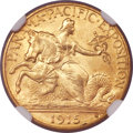 Commemorative Gold, 1915-S $2 1/2 Panama-Pacific Quarter Eagle MS64+ NGC....
