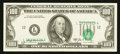 Error Notes:Shifted Third Printing, Fr. 2165-L $100 1969A Federal Reserve Note. Extremely Fine.. ...
