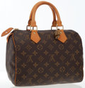 Luxury Accessories:Bags, Louis Vuitton Classic Monogram Canvas Speedy 25 Bag . ...