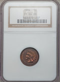 Proof Indian Cents: , 1904 1C PR64 Red and Brown NGC. NGC Census: (54/55). PCGS Population (103/52). Mintage: 1,817. Numismedia Wsl. Price for pr...