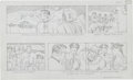 "Original Comic Art:Miscellaneous, Jack Kirby Fantastic Four ""The Menace of Magneto"" Storyboard#55 Original Animation Art (DePatie-Freleng, 1978)...."