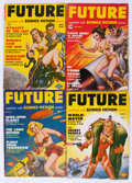 Pulps:Science Fiction, Future Group (Columbia, 1940-53) Condition: Average VG.... (Total:25 Comic Books)