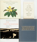 Books:Books about Books, [Books about Books]. Group of Four Books about Prints. Various publishers and dates. Publishers' bindings. Very good. . ... (Total: 4 Items)
