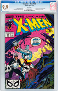 Modern Age (1980-Present):Superhero, X-Men #248 (Marvel, 1989) CGC MT 9.9 White pages....