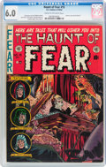 Golden Age (1938-1955):Horror, Haunt of Fear #15 (EC, 1952) CGC FN 6.0 Cream to off-whitepages....