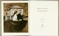 [Featured Lot] [Limited Editions Club] Ben F. Stahl, illustrator. SIGNED. Sherwood Anderson. Winesburg, Ohio. <...
