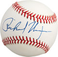 Autographs:Baseballs, Circa 1990 President Richard Nixon Single Signed Baseball....