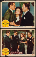 """Movie Posters:Drama, Mannequin (MGM, 1937). Lobby Cards (2) (11"""" X 14""""). Drama.. ... (Total: 2 Items)"""