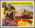 """Movie Posters:Science Fiction, Robot Monster (Astor Pictures, 1953). Lobby Card (11"""" X 14"""") 3-DStyle. Science Fiction.. ..."""