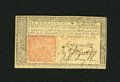 Colonial Notes:New Jersey, New Jersey March 25, 1776 6s Extremely Fine-About New....