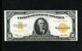 Large Size:Gold Certificates, Fr. 1173 $10 1922 Gold Certificate Choice New. A lovely goldcertificate that is crisp and fresh with bright paper and excel...