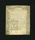Colonial Notes:Connecticut, Connecticut June 19, 1776 1s/6d Uncancelled New....