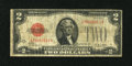 Small Size:Legal Tender Notes, Fr. 1502 $2 1928A Legal Tender Note. Very Good-Fine.. ...