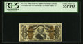 Fractional Currency:Third Issue, Fr. 1333 50¢ Third Issue Spinner PCGS Choice About New 55PPQ.. ...