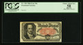 Fractional Currency:Fifth Issue, Fr. 1381 50¢ Fifth Issue PCGS Apparent Choice About New 58.. ...