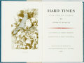 Books:Fine Press & Book Arts, [Limited Editions Club] Charles Raymond, illustrator. SIGNED.Charles Dickens. Hard Times for These Times. Limited E...