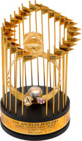 Baseball Collectibles:Others, 1988 Los Angeles Dodgers World Championship Trophy Presented toJesse Orosco. ...