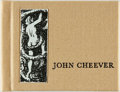 Books:Literature 1900-up, [Miniature Books]. John Cheever. Malcolm Cowley, foreword. JohnUpdike, afterword. Warren Chappell, illustrator. SIGNED. ...