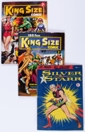 Golden Age (1938-1955):Miscellaneous, Comic Books - Assorted Australian Golden Age Group (Various Publishers, 1940s-'60s) Condition: Average VG.... (Total: 17 Comic Books)