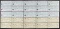 Baseball Collectibles:Others, Gary Carter Signed Checks Lot of 50. ...