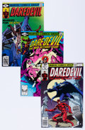 Modern Age (1980-Present):Superhero, Daredevil Group (Marvel, 1979-83) Condition: Average VF.... (Total:21 Comic Books)