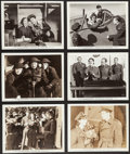 """Movie Posters:War, Eagle Squadron (Universal, 1942). Photos (32) (8"""" X 10""""). War.. ...(Total: 32 Items)"""