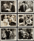 """Movie Posters:Mystery, I Stole a Million (Universal, 1939). Photos (25) (8"""" X 10"""").Mystery.. ... (Total: 25 Items)"""