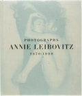 Books:Photography, [Featured Lot] Annie Leibovitz. Photographs 1970-1990. HarperCollins, [1991]. First edition. Publisher's binding and...