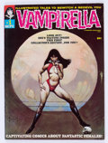 Magazines:Horror, Vampirella #1 (Warren, 1969) Condition: FN....