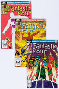 Modern Age (1980-Present):Superhero, Fantastic Four #232-293 and 296 John Byrne-Related Group (Marvel,1981-86) Condition: Average VF/NM.... (Total: 65 )