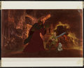 "Movie Posters:Animation, The Black Cauldron (Buena Vista, 1985). Animation Cell (16"" X 20""). Animation.. ..."
