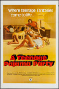 "Movie Posters:Adult, A Teenage Pajama Party and Others Lot (VEP, 1977). One Sheets (3)(25"" X 38"" & 27"" X 41""). Adult.. ... (Total: 3 Items)"