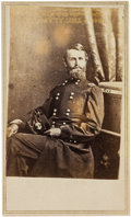 Photography:CDVs, Union Major General Jacob Dolson Cox Carte de Visite....