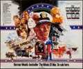 """Movie Posters:War, The Winds of War (ABC, 1983). Book Television Movie Tie-In Poster(36"""" X 44""""). War.. ..."""
