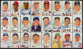 Baseball Collectibles:Others, Perez Steele Postcards Lot of 200+ - 23 Signed....