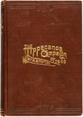 Books:Americana & American History, A.B. Norton. THE GREAT REVOLUTION OF 1840. REMINISCENCES OF THELOG CABIN AND HARD CIDER CAMPAIGN. 1888. Mount V...