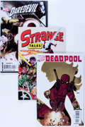 Modern Age (1980-Present):Miscellaneous, Marvel Modern Age Long Box Group (Marvel, 2005-2010) Condition: Average NM-....