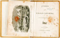 Books:Children's Books, [George Tuttle]. STORIES ABOUT WHALE CATCHING. New Haven:Babcock, 1832. 12mo. 111pp + 12 attractive full-page w...