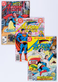 Modern Age (1980-Present):Superhero, Action Comics #484-583 near-Complete Run Group (DC, 1978-86)Condition: Average NM-.... (Total: 87 Comic Books)