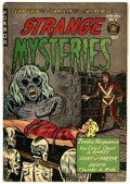 Golden Age (1938-1955):Horror, Strange Mysteries #9 (Superior, 1953) Condition: VG/FN....